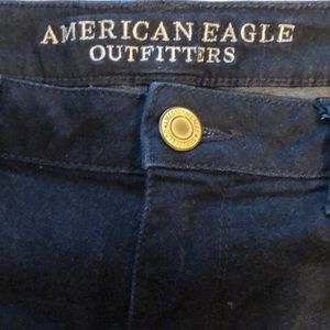 American Eagle Outfitters Shorts - American Eagle Super Stretch High Waisted Shorts